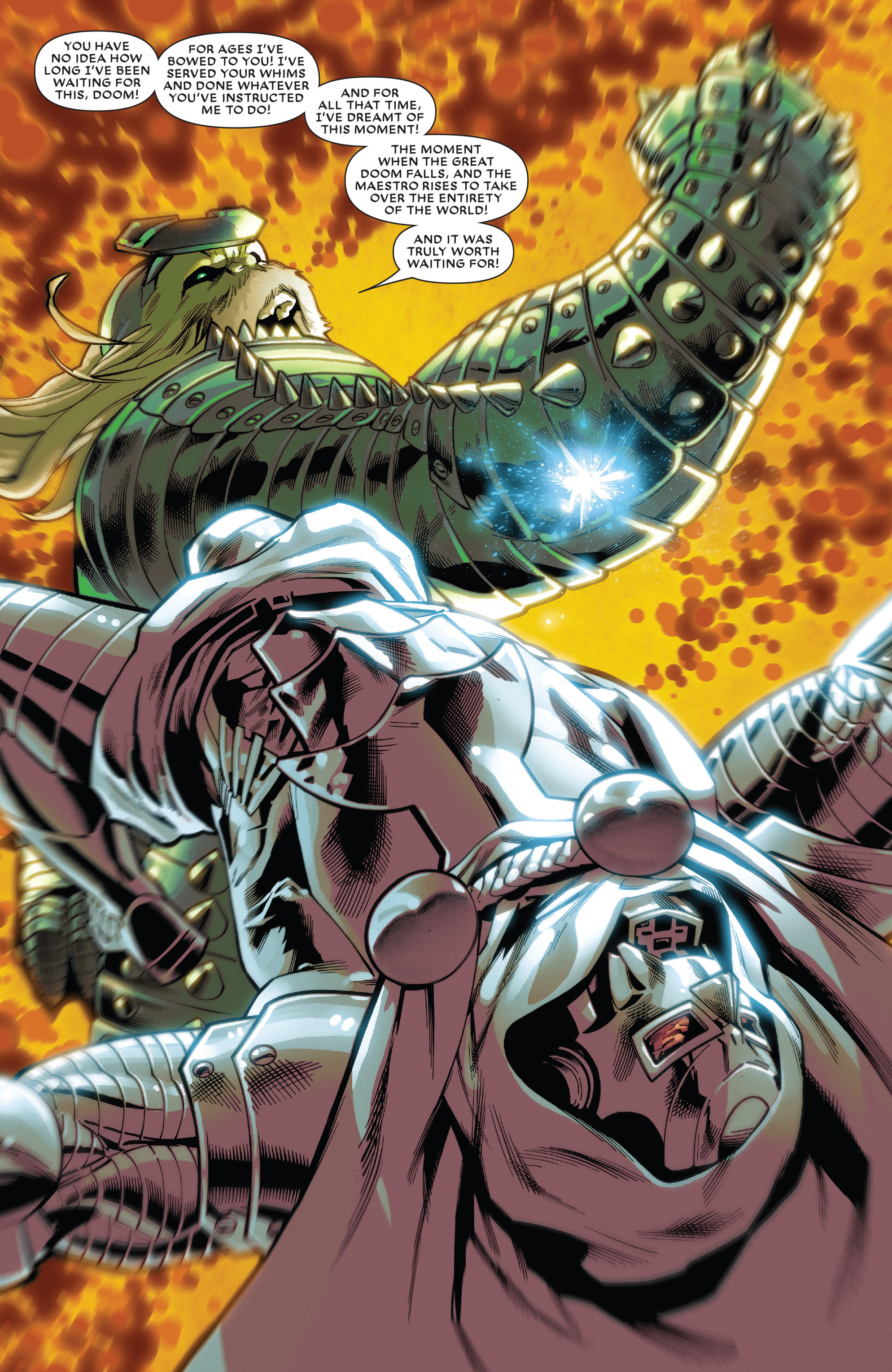 Read online Future Imperfect comic -  Issue #5 - 14