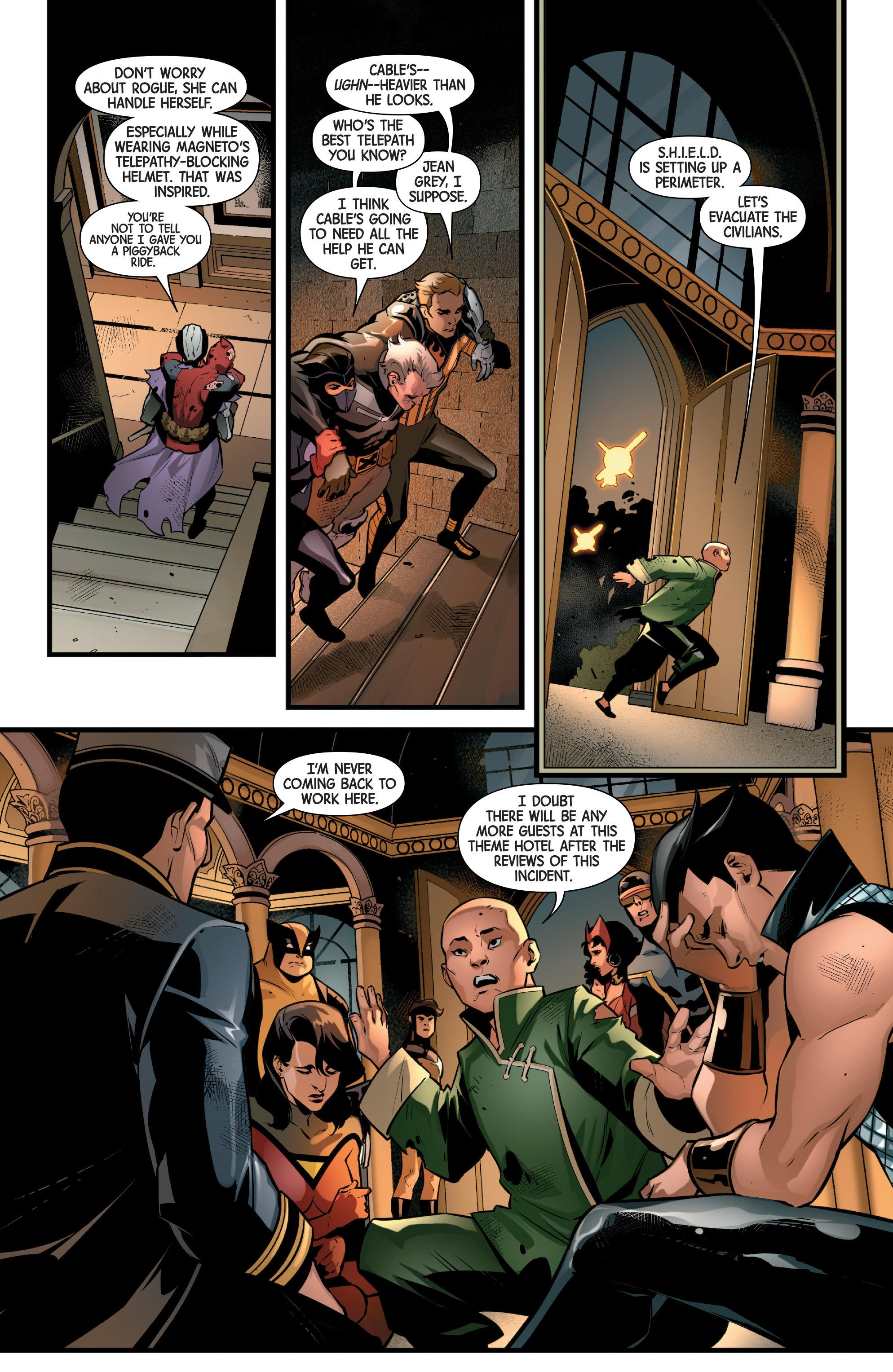 Read online Uncanny Avengers [II] comic -  Issue #21 - 18