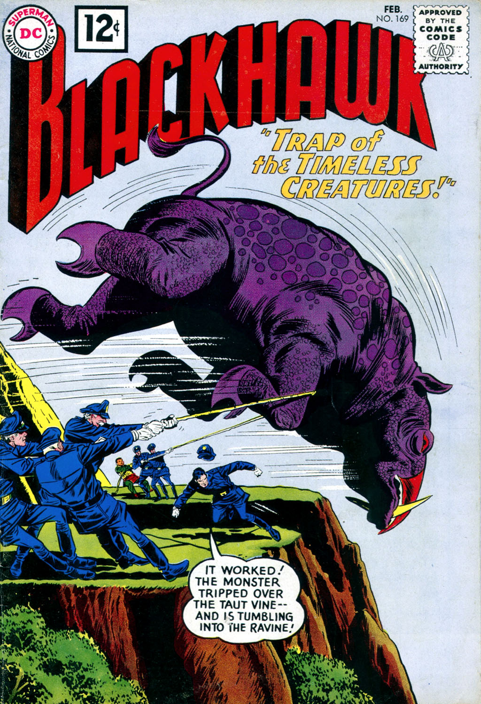 Blackhawk (1957) 169 Page 1