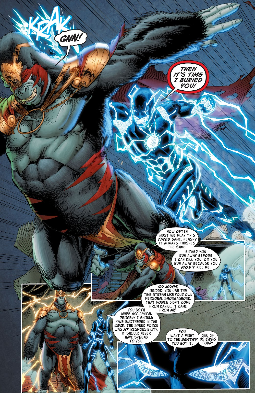 Read online The Flash (2011) comic -  Issue # _TPB 6 (Part 1) - 39
