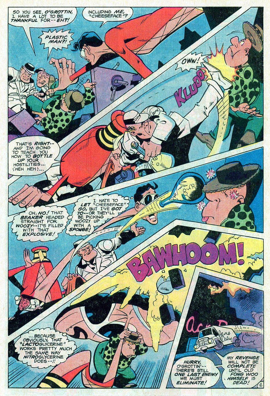 Read online Adventure Comics (1938) comic -  Issue #476 - 24