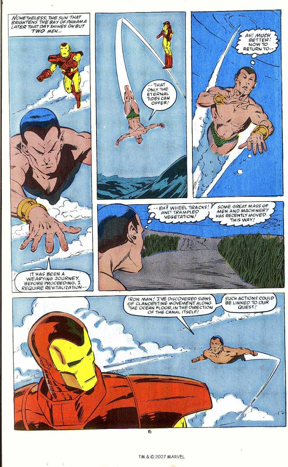 Iron Man Annual issue 10 - Page 17