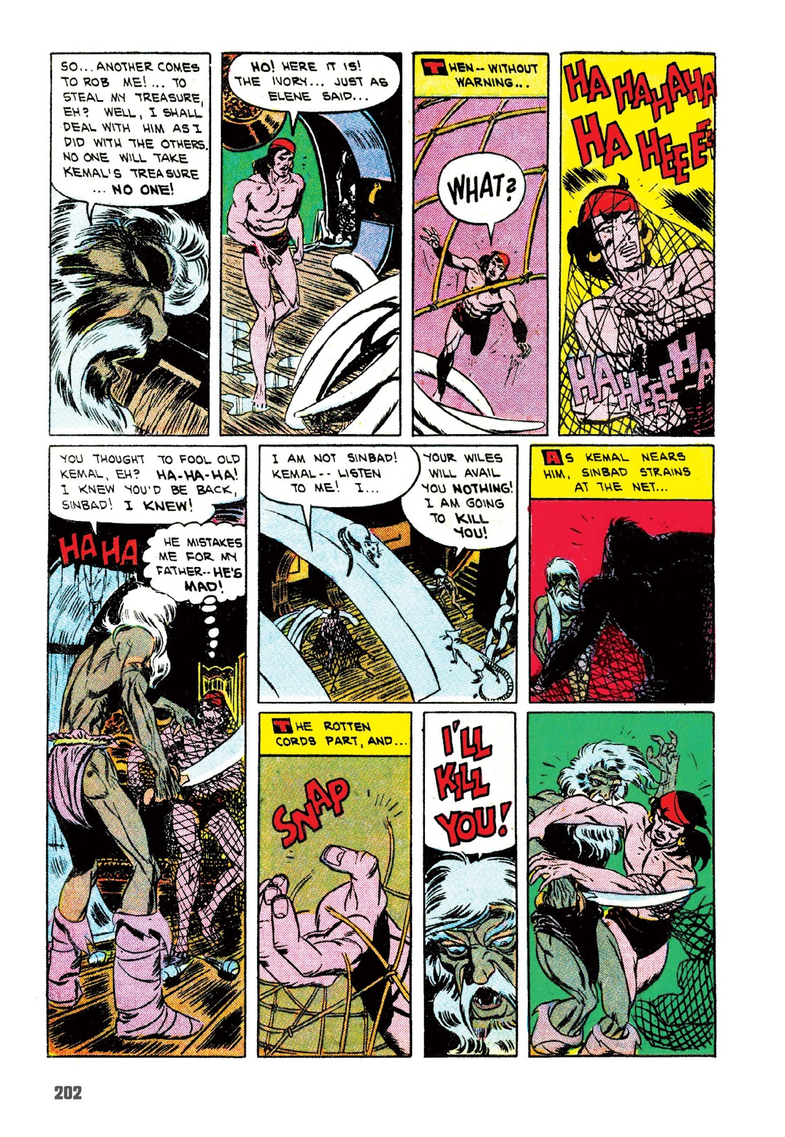 Read online The Joe Kubert Archives comic -  Issue # TPB (Part 3) - 13