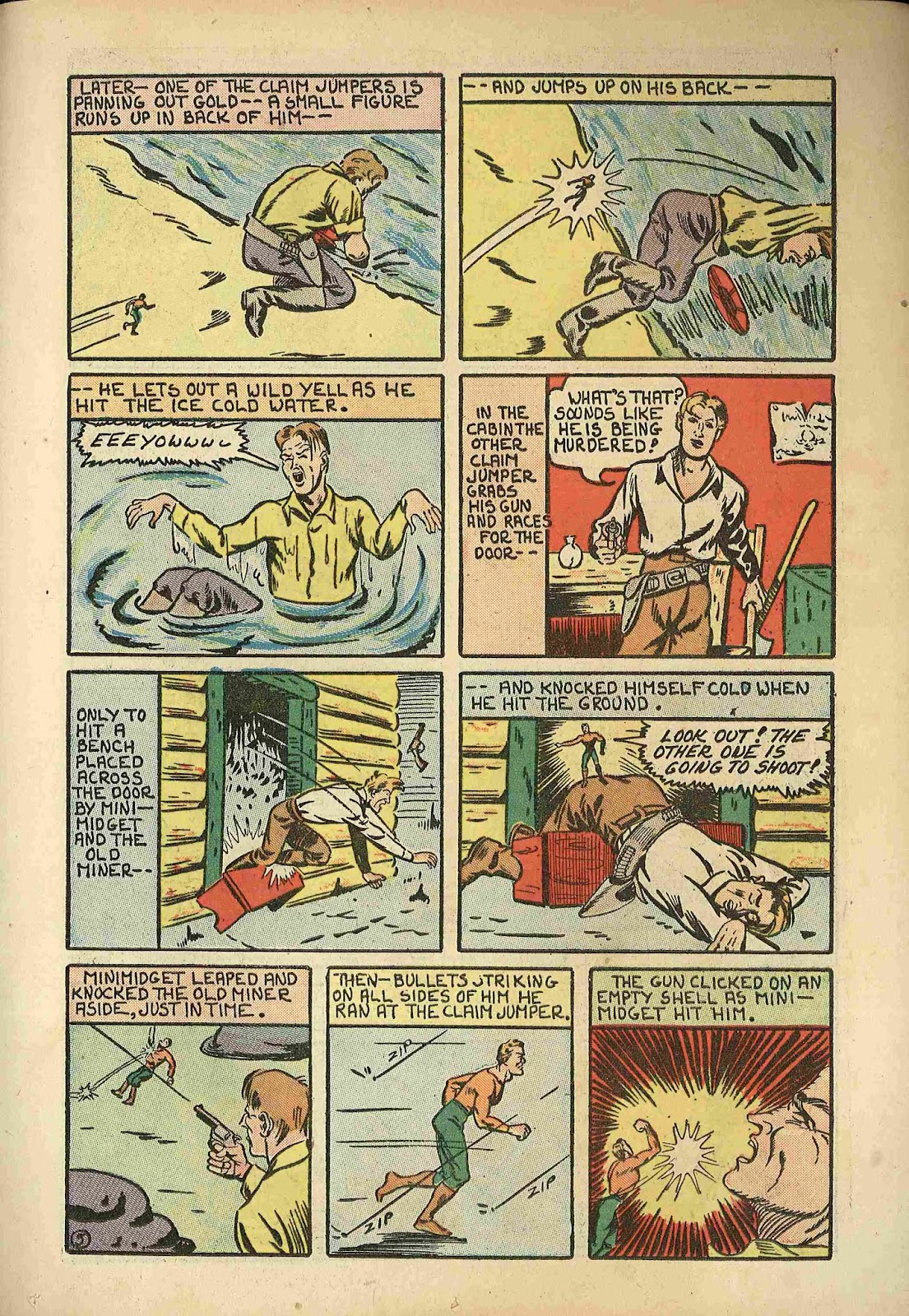 Stars and Stripes Comics issue 2 - Page 19