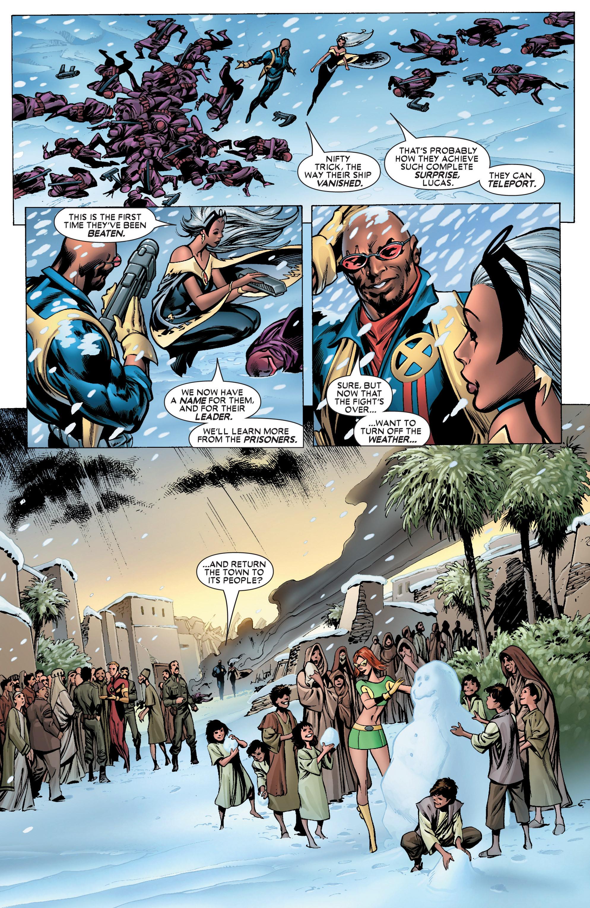 Read online Uncanny X-Men (1963) comic -  Issue #444 - 20