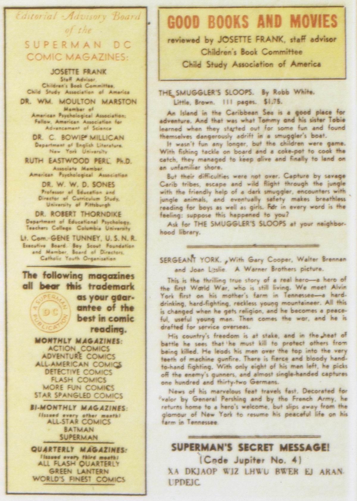 Read online Detective Comics (1937) comic -  Issue #58 - 30