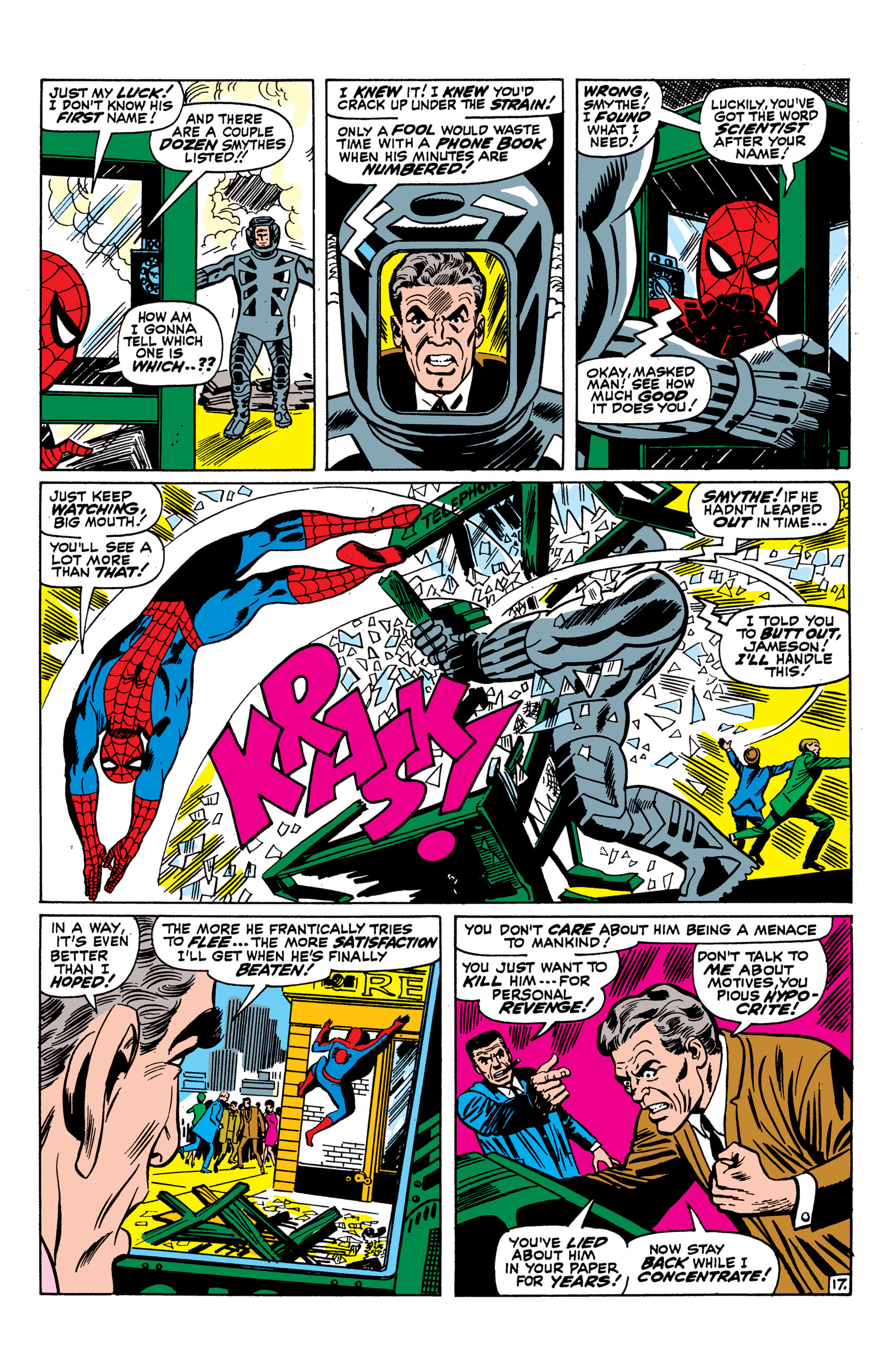 The Amazing Spider-Man (1963) 58 Page 17
