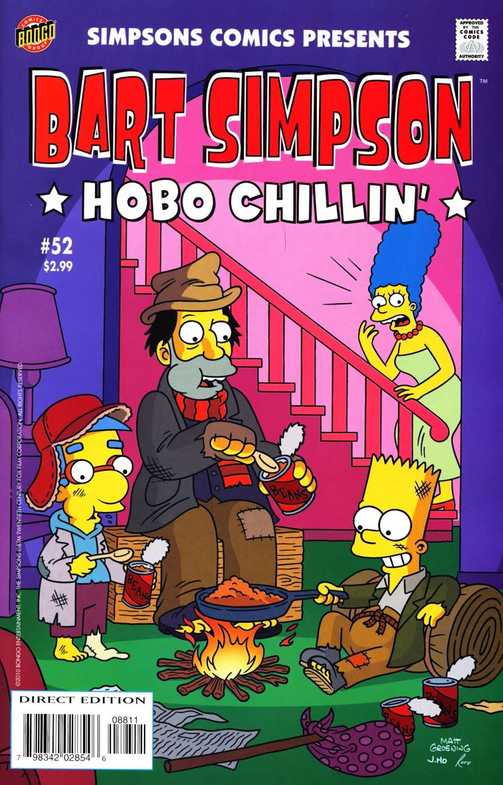 Simpsons Comics Presents Bart Simpson 52 Page 1