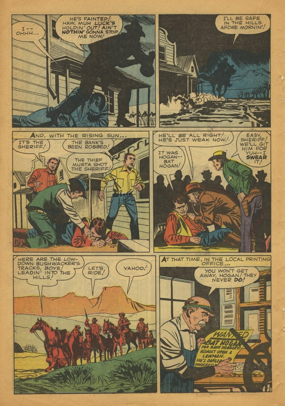 Kid Colt Outlaw issue 97 - Page 22