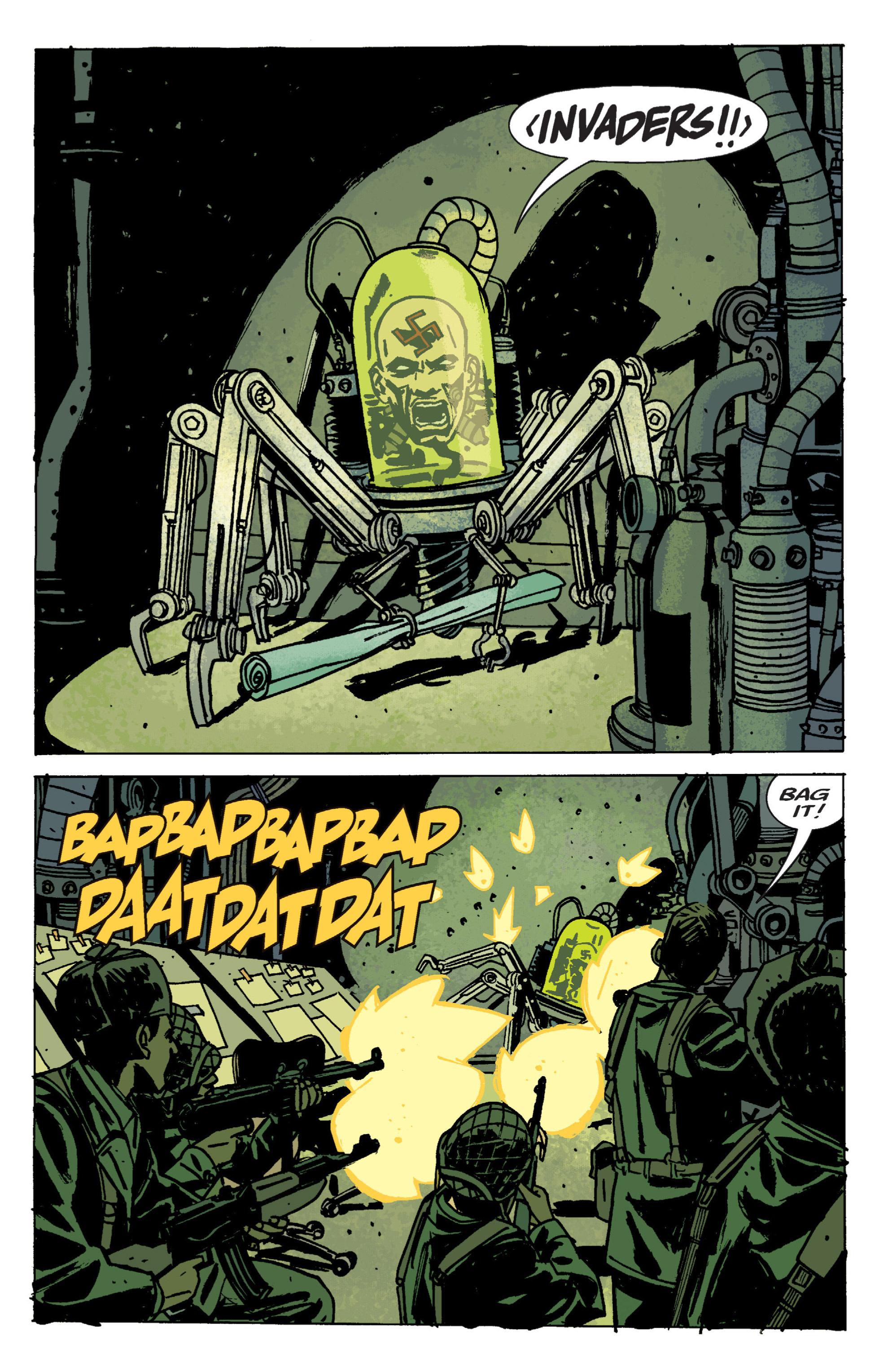Read online B.P.R.D. (2003) comic -  Issue # TPB 9 - 107