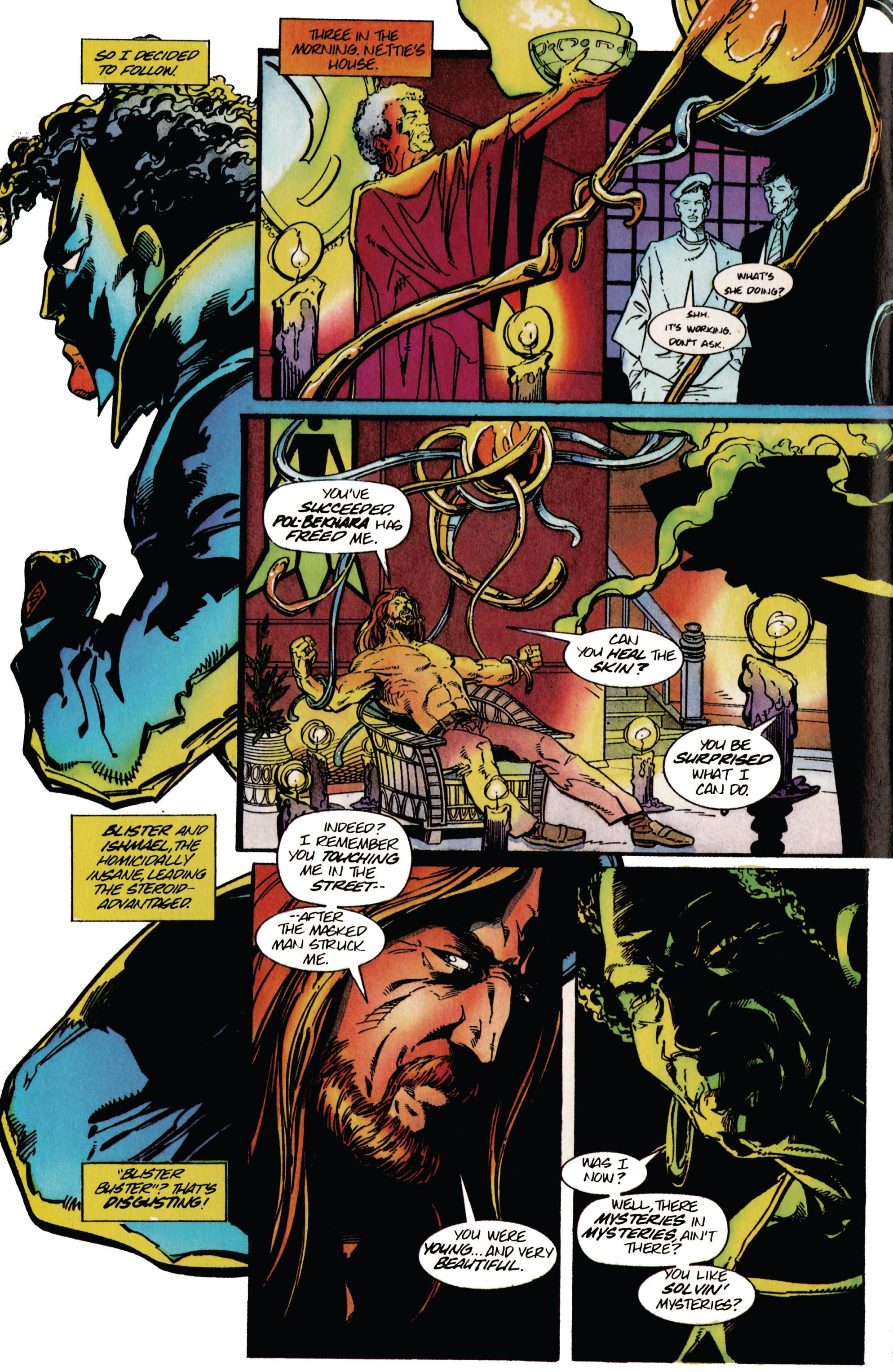Read online Shadowman (1992) comic -  Issue #37 - 14