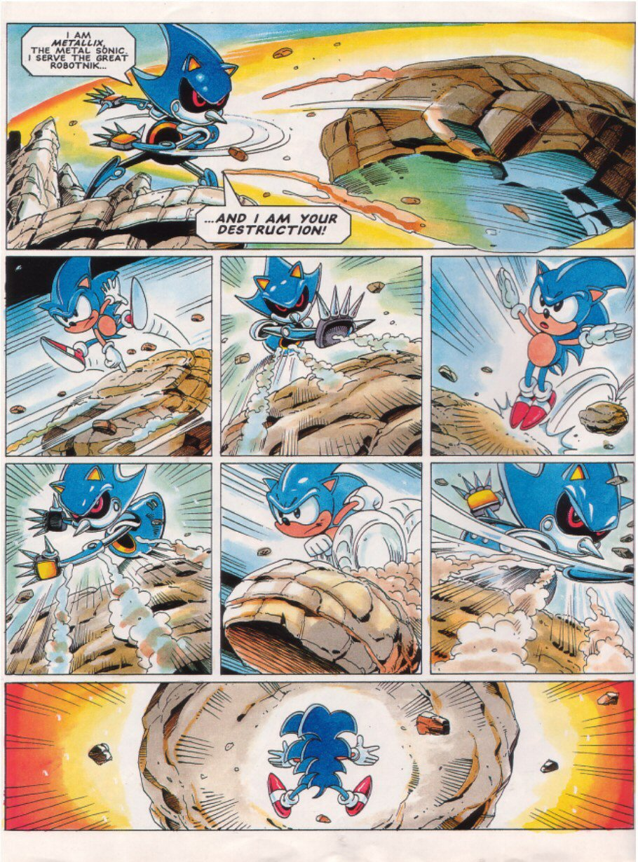 Read online Sonic the Comic comic -  Issue #26 - 6
