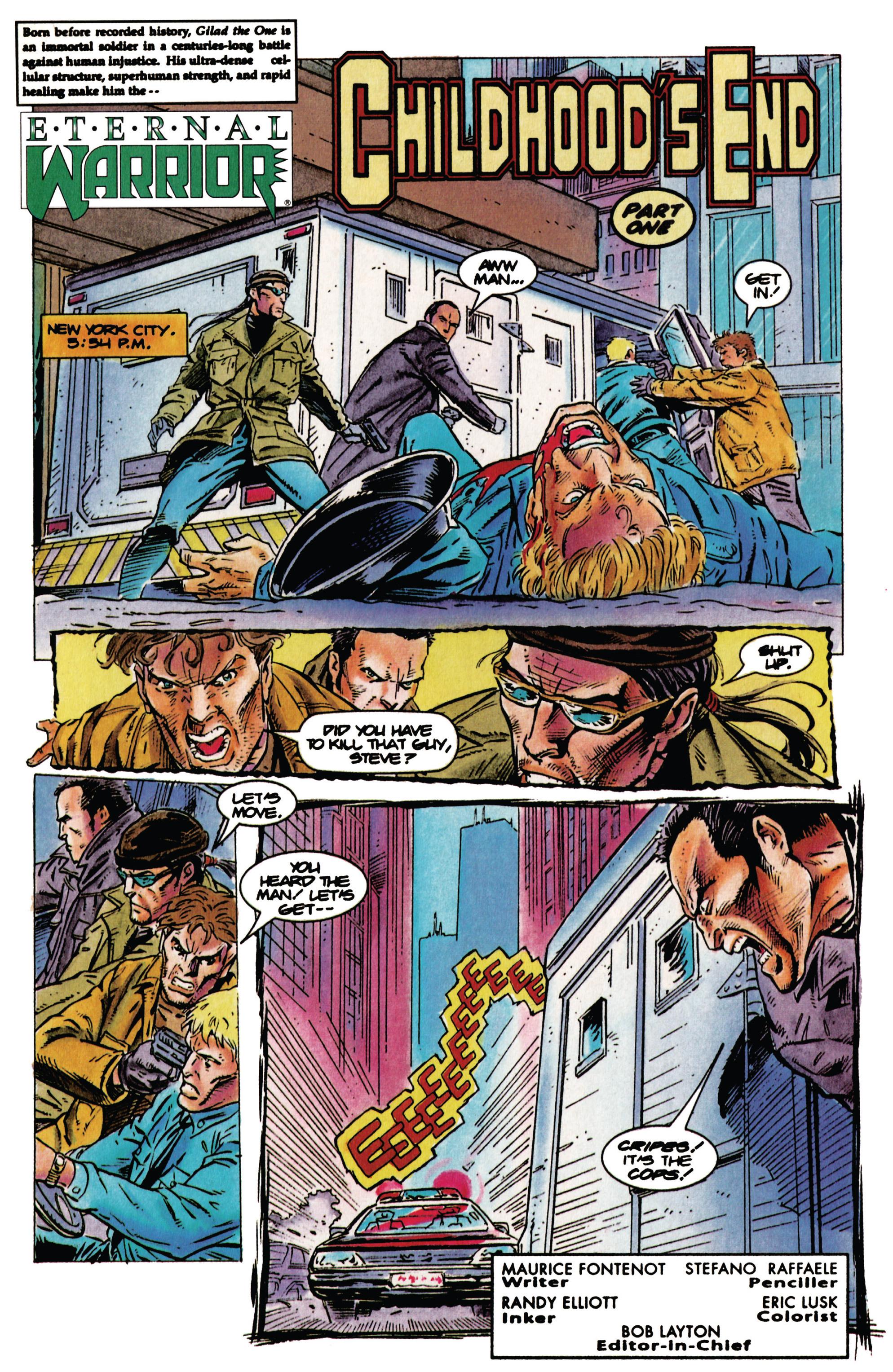 Read online Eternal Warrior (1992) comic -  Issue #37 - 2
