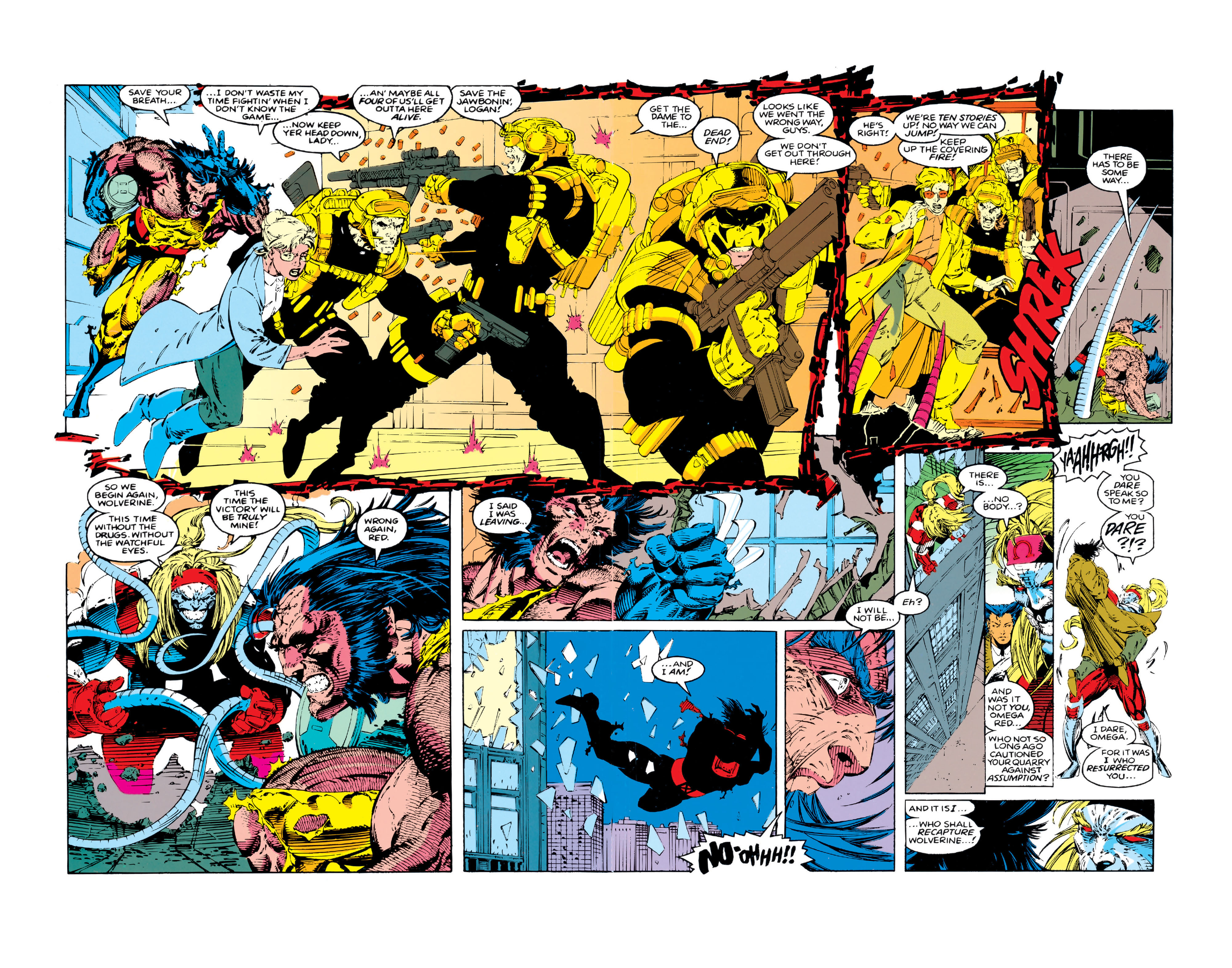 X-Men (1991) 5 Page 15