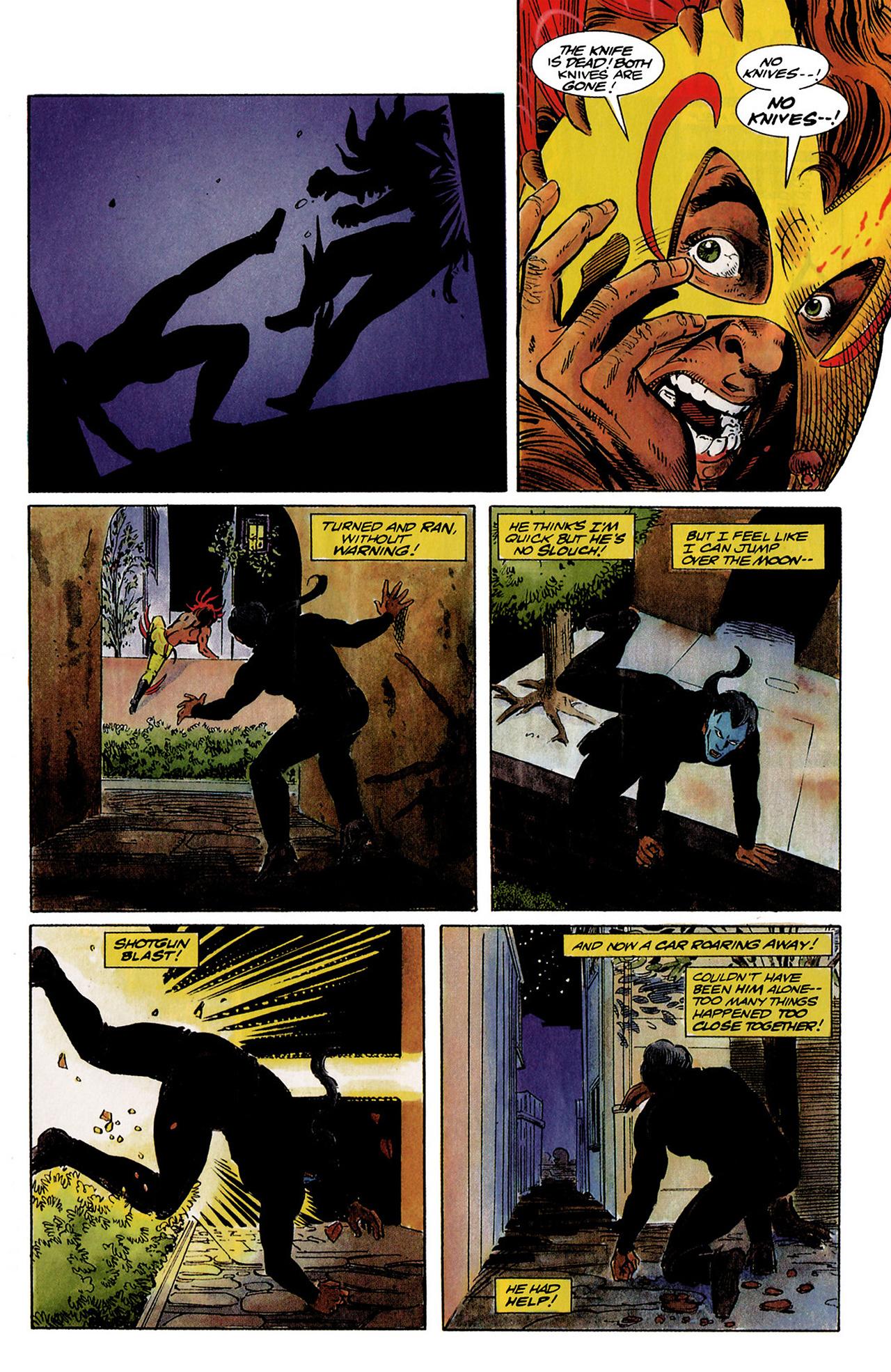 Read online Shadowman (1992) comic -  Issue #1 - 21