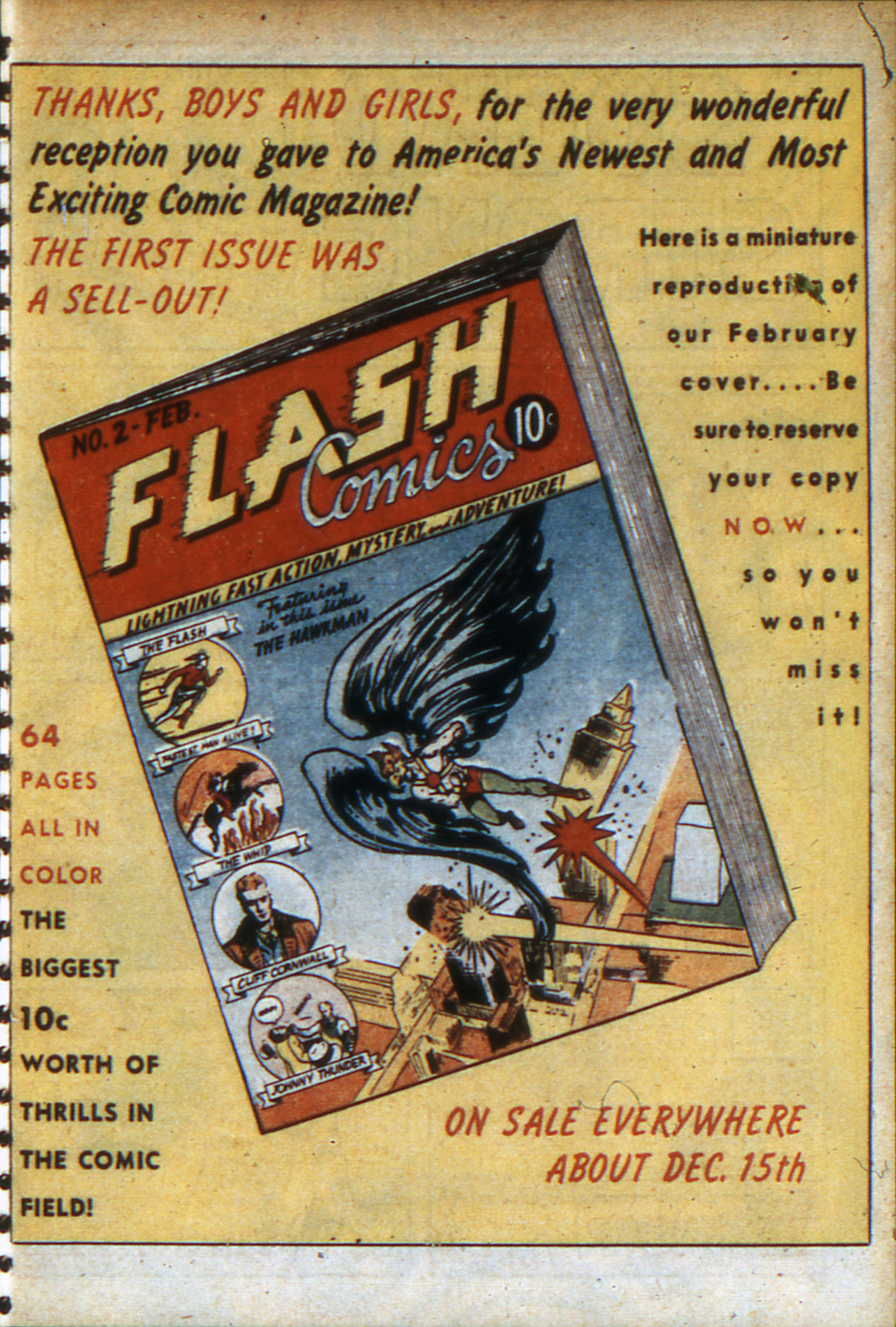 Read online Adventure Comics (1938) comic -  Issue #46 - 28