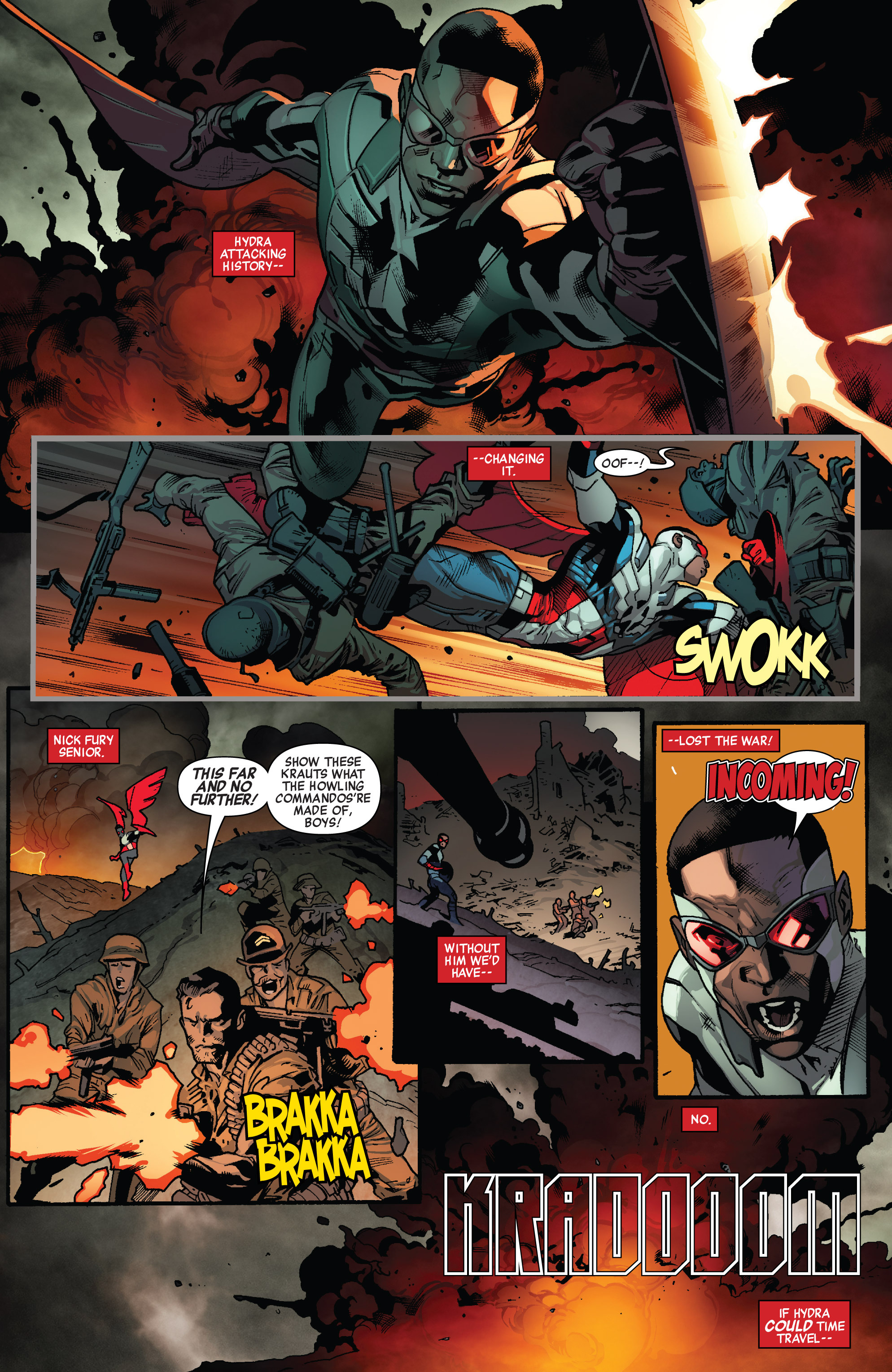 Read online All-New Captain America comic -  Issue #3 - 6