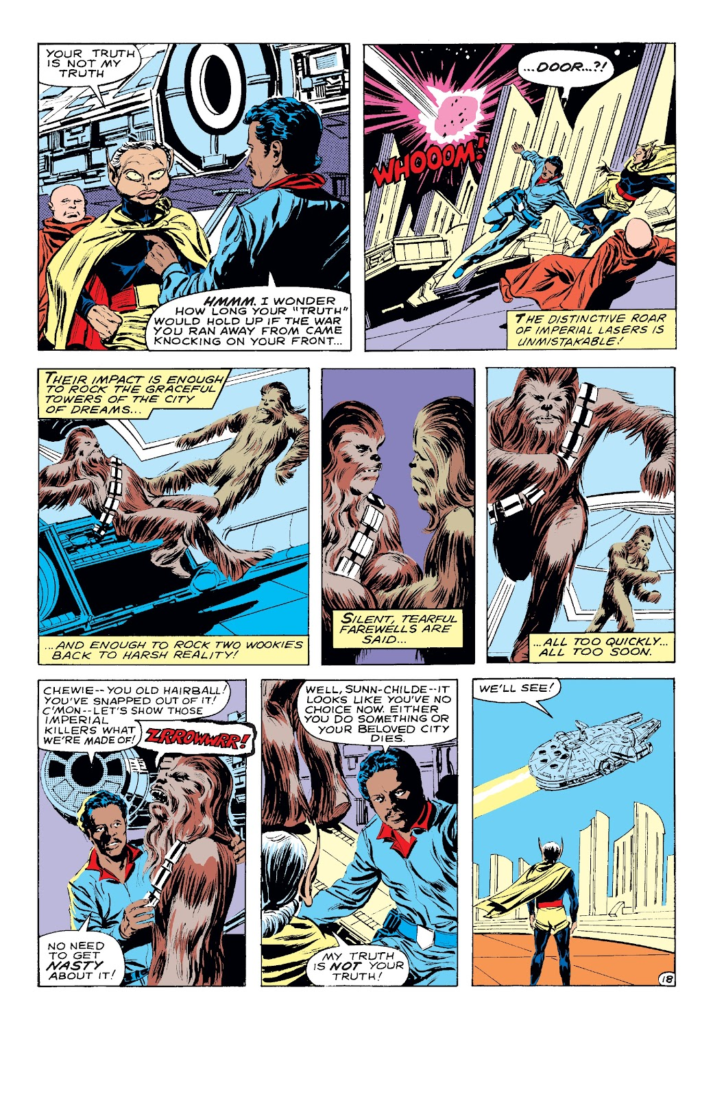 Read online Star Wars Legends: The Original Marvel Years - Epic Collection comic -  Issue # TPB 3 (Part 2) - 54