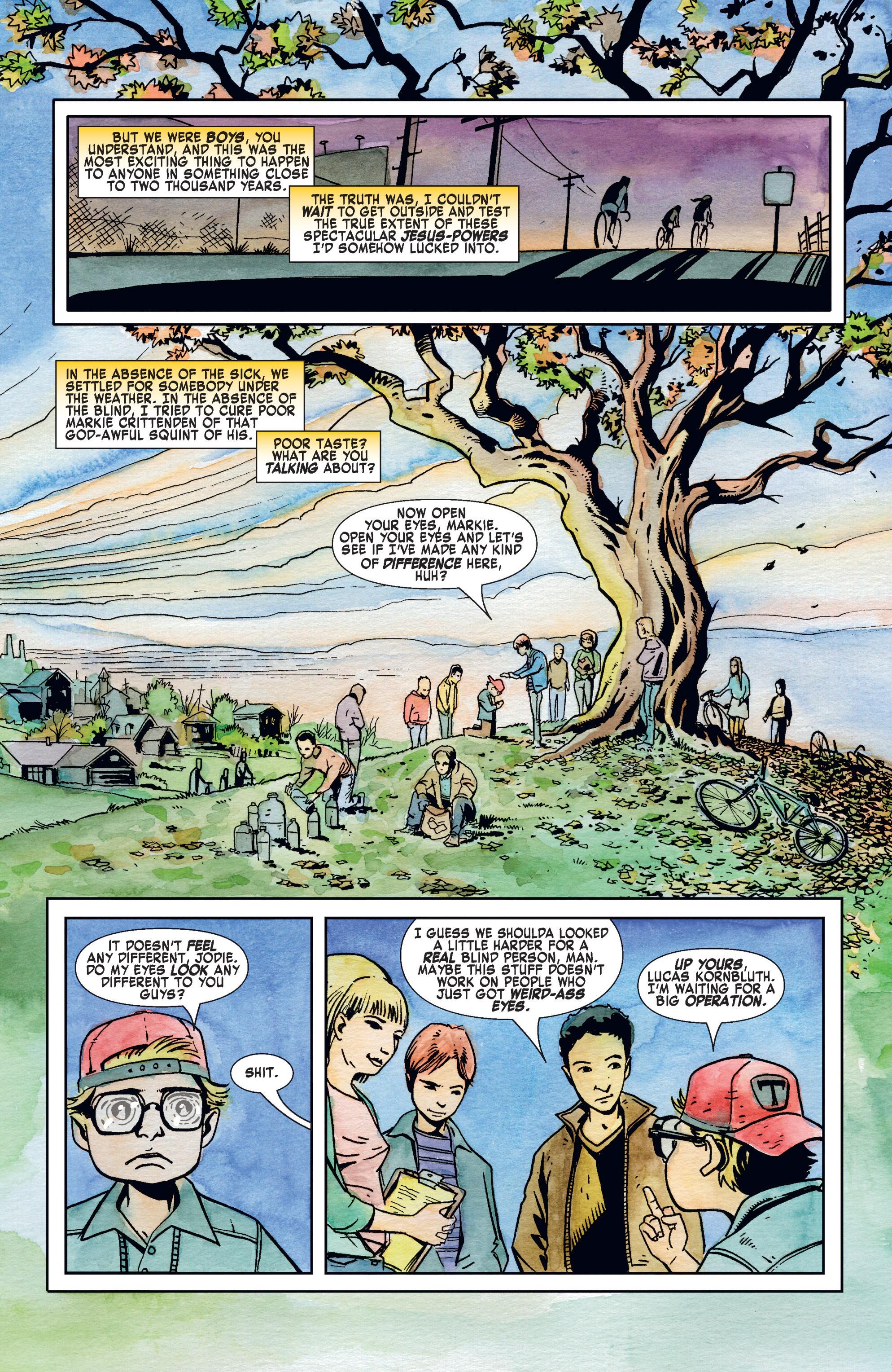 Read online American Jesus comic -  Issue # TPB - 35
