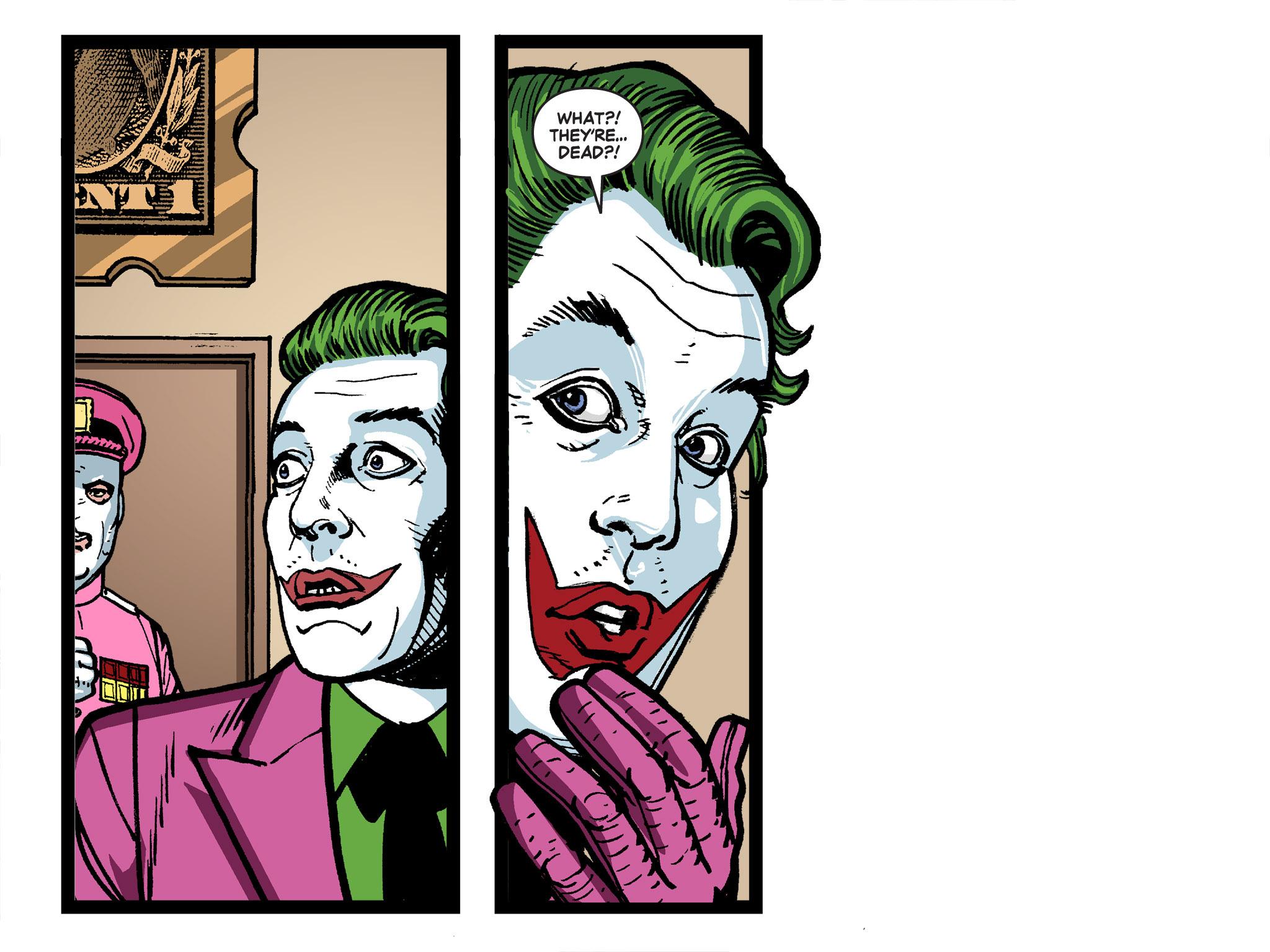 Read online Batman '66 Meets the Green Hornet [II] comic -  Issue #4 - 12