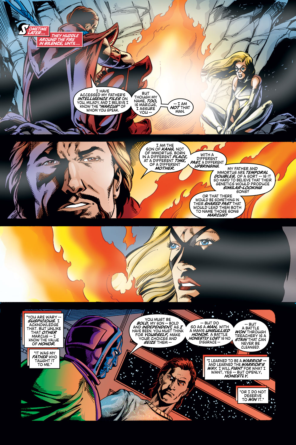 Read online Avengers (1998) comic -  Issue #47 - 12