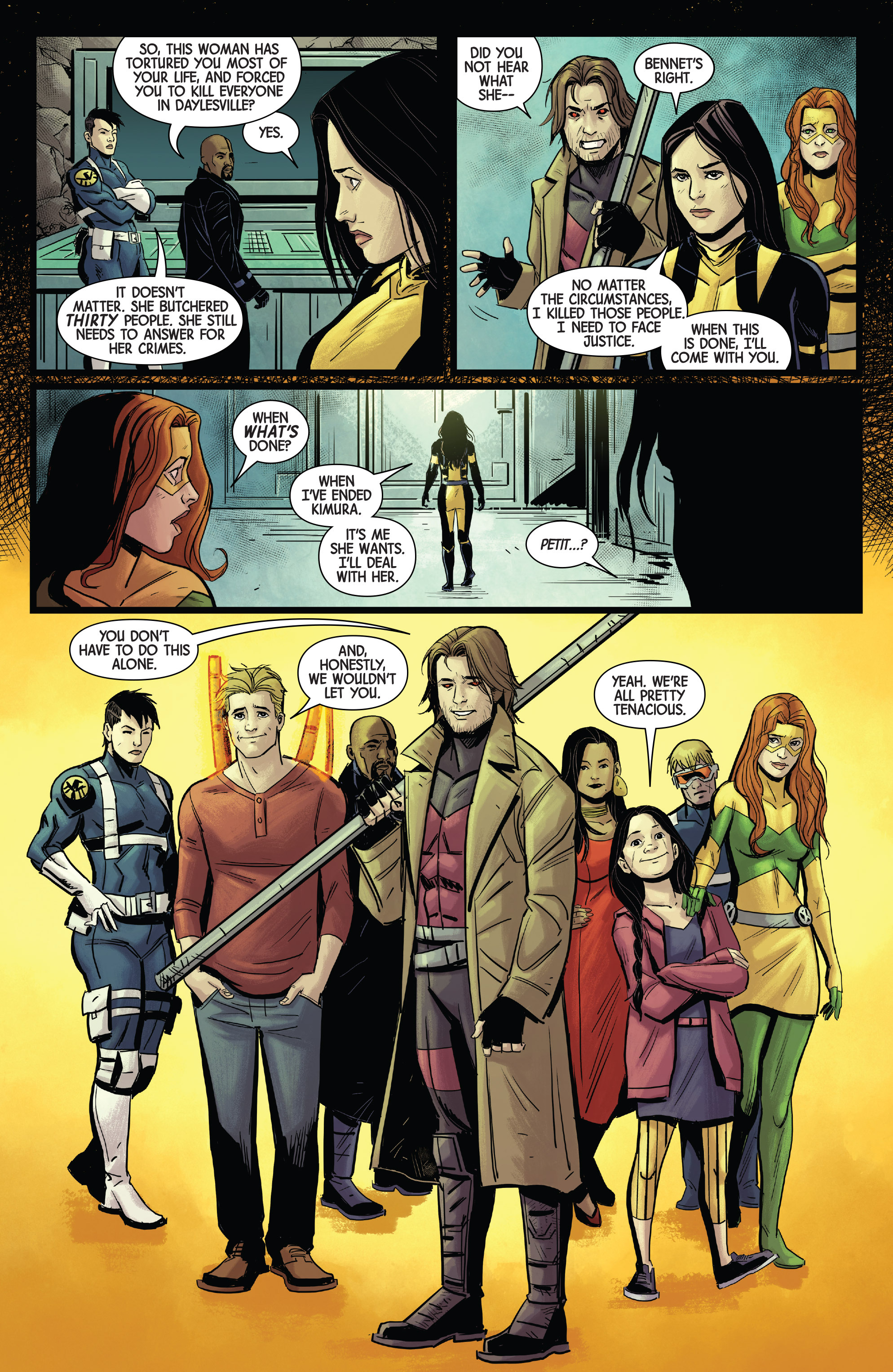 Read online All-New Wolverine (2016) comic -  Issue #18 - 5