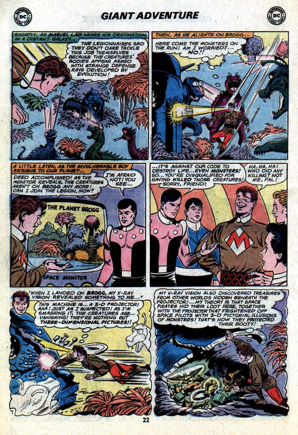 Read online Adventure Comics (1938) comic -  Issue #403 - 24