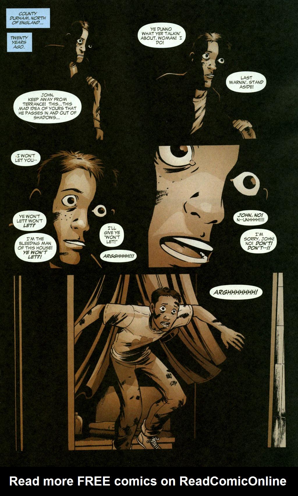 Read online Fallen Angel (2003) comic -  Issue #18 - 2
