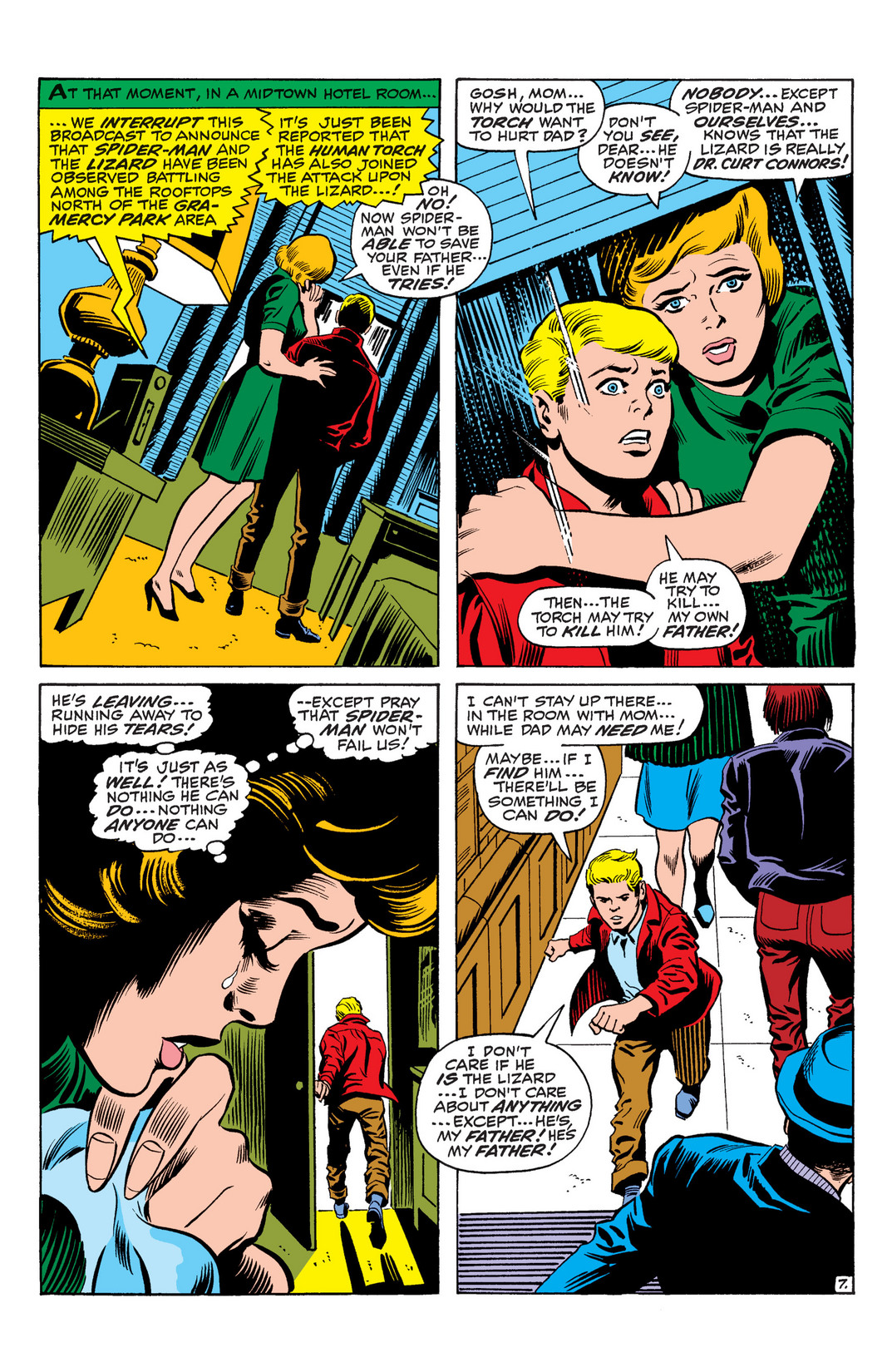 The Amazing Spider-Man (1963) 77 Page 7