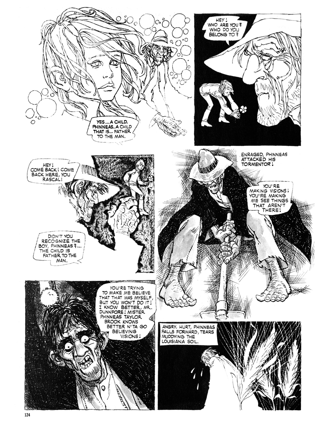 Read online Eerie Archives comic -  Issue # TPB 9 - 125