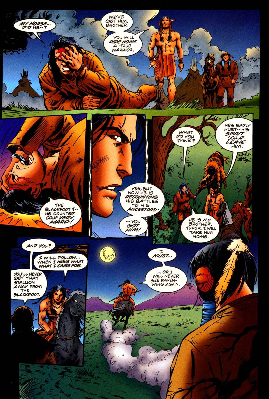 Read online Turok, Dinosaur Hunter (1993) comic -  Issue #44 - 6