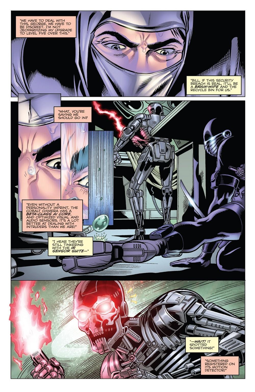 G.I. Joe: A Real American Hero 175 Page 6