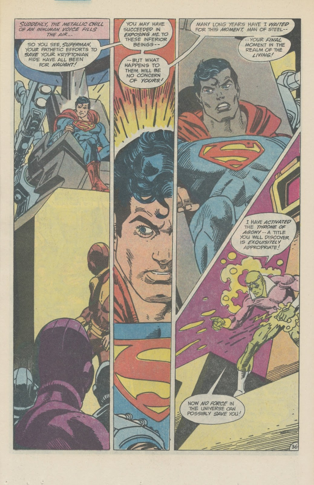 Read online Superman Special (1983) comic -  Issue #2 - 41
