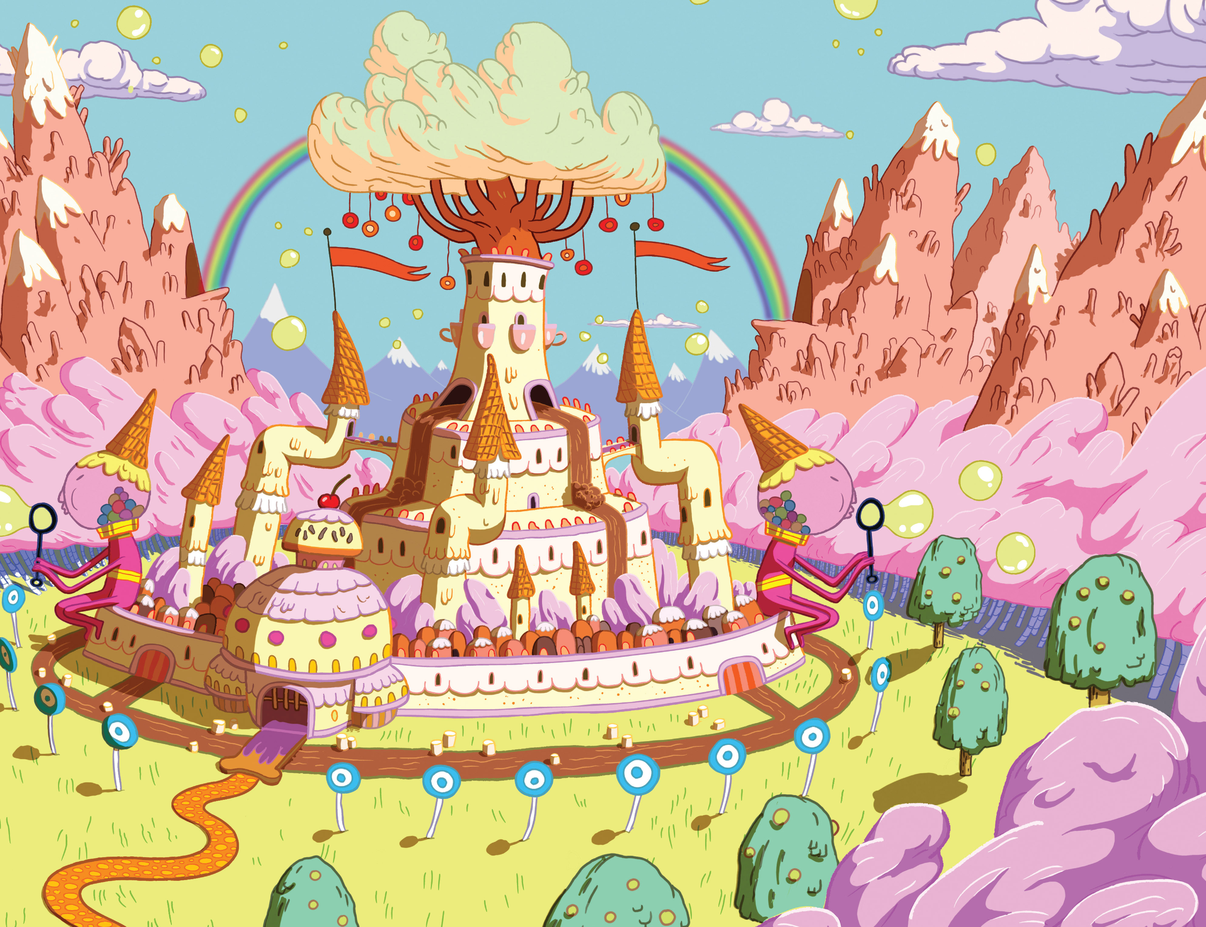 Read online Adventure Time comic -  Issue #Adventure Time _TPB 2 - 24