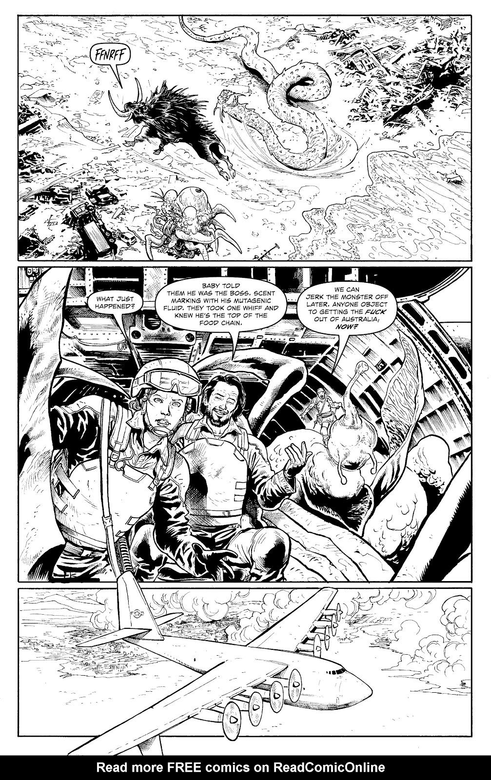 Read online Alan Moore's Cinema Purgatorio comic -  Issue #18 - 45