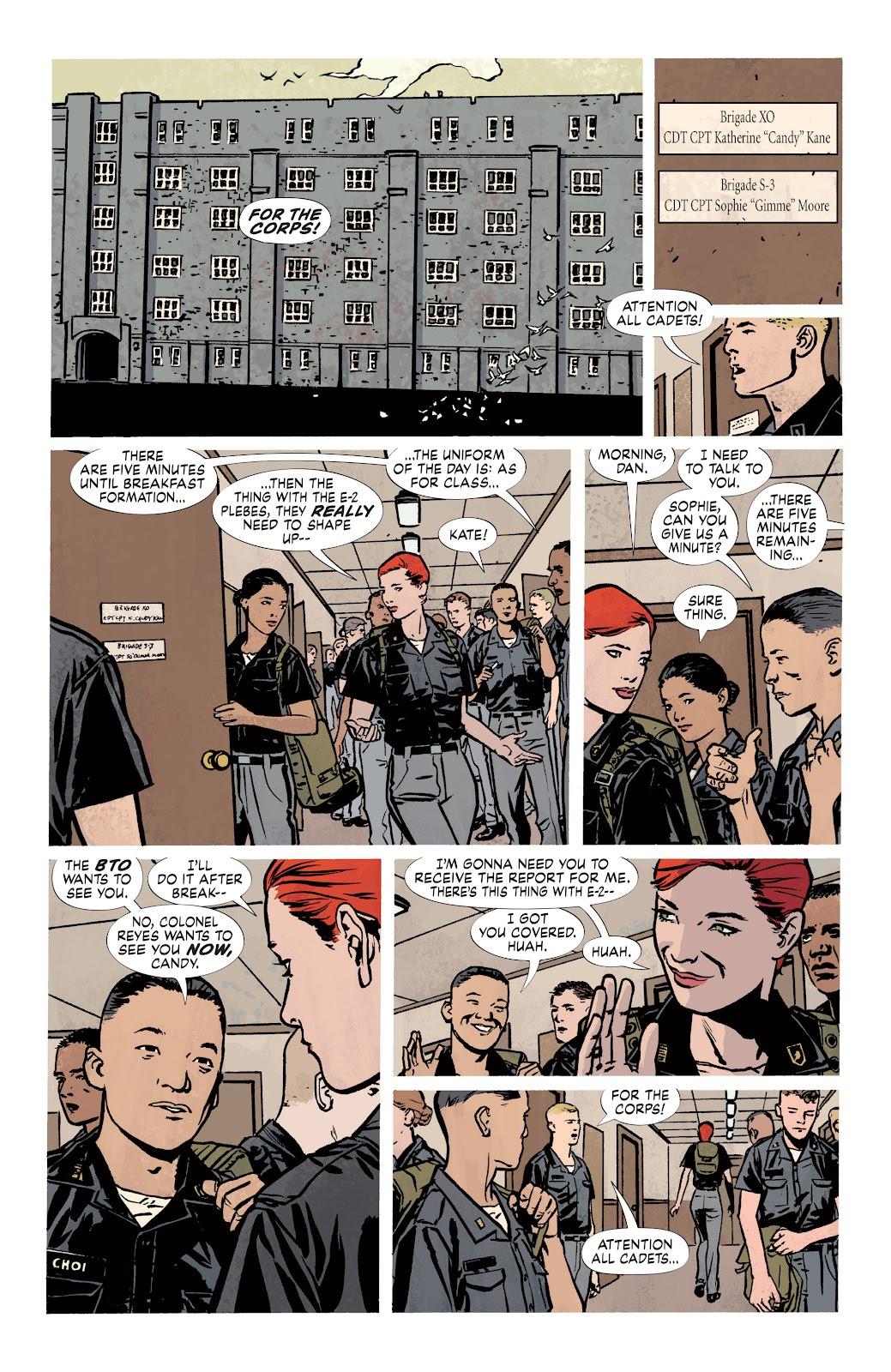 Read online Detective Comics (1937) comic -  Issue # _TPB Batwoman – Elegy (New Edition) (Part 2) - 4