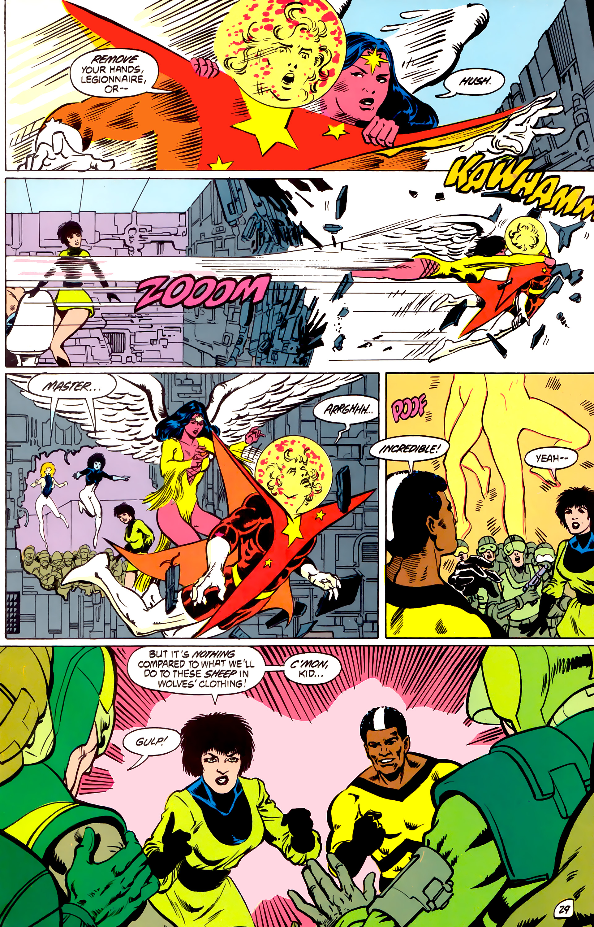 Legion of Super-Heroes (1984) _Annual_4 Page 29