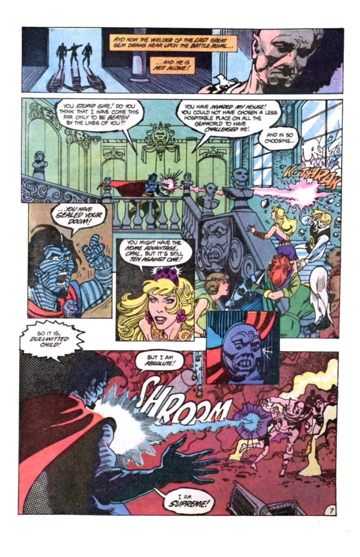 Read online Amethyst, Princess of Gemworld comic -  Issue #12 - 8