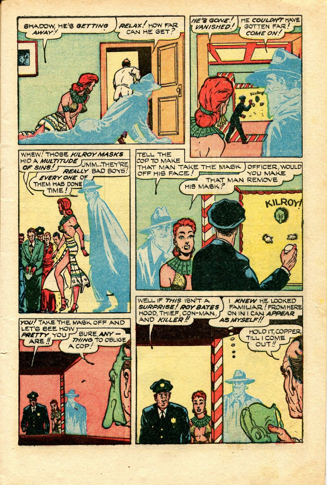 Shadow Comics issue 81 - Page 13