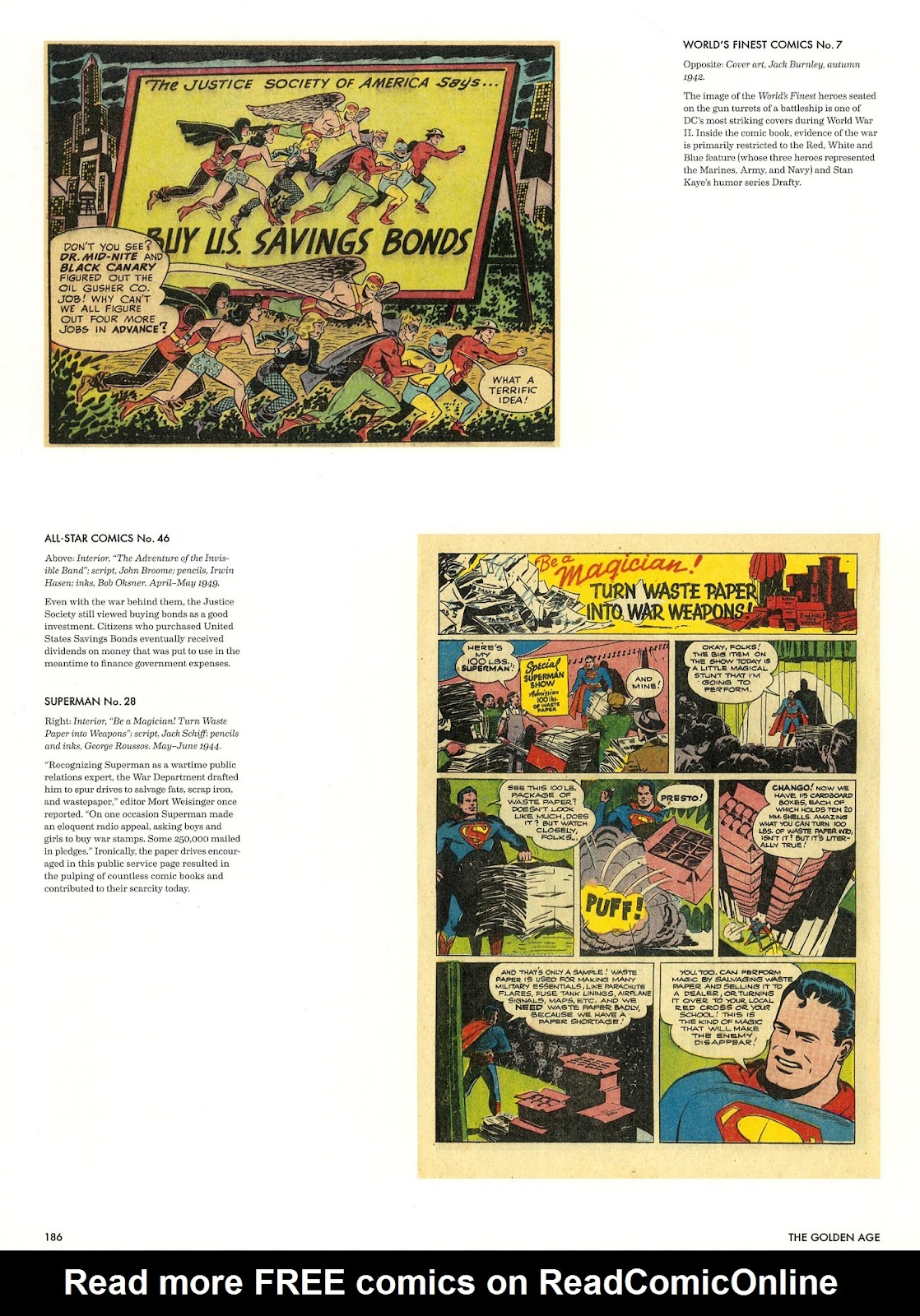 Read online 75 Years Of DC Comics comic -  Issue # TPB (Part 2) - 98
