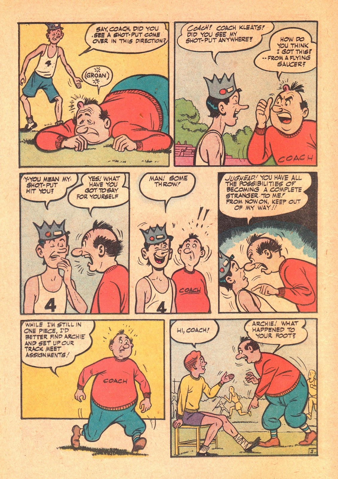 Archie Comics issue 094 - Page 14