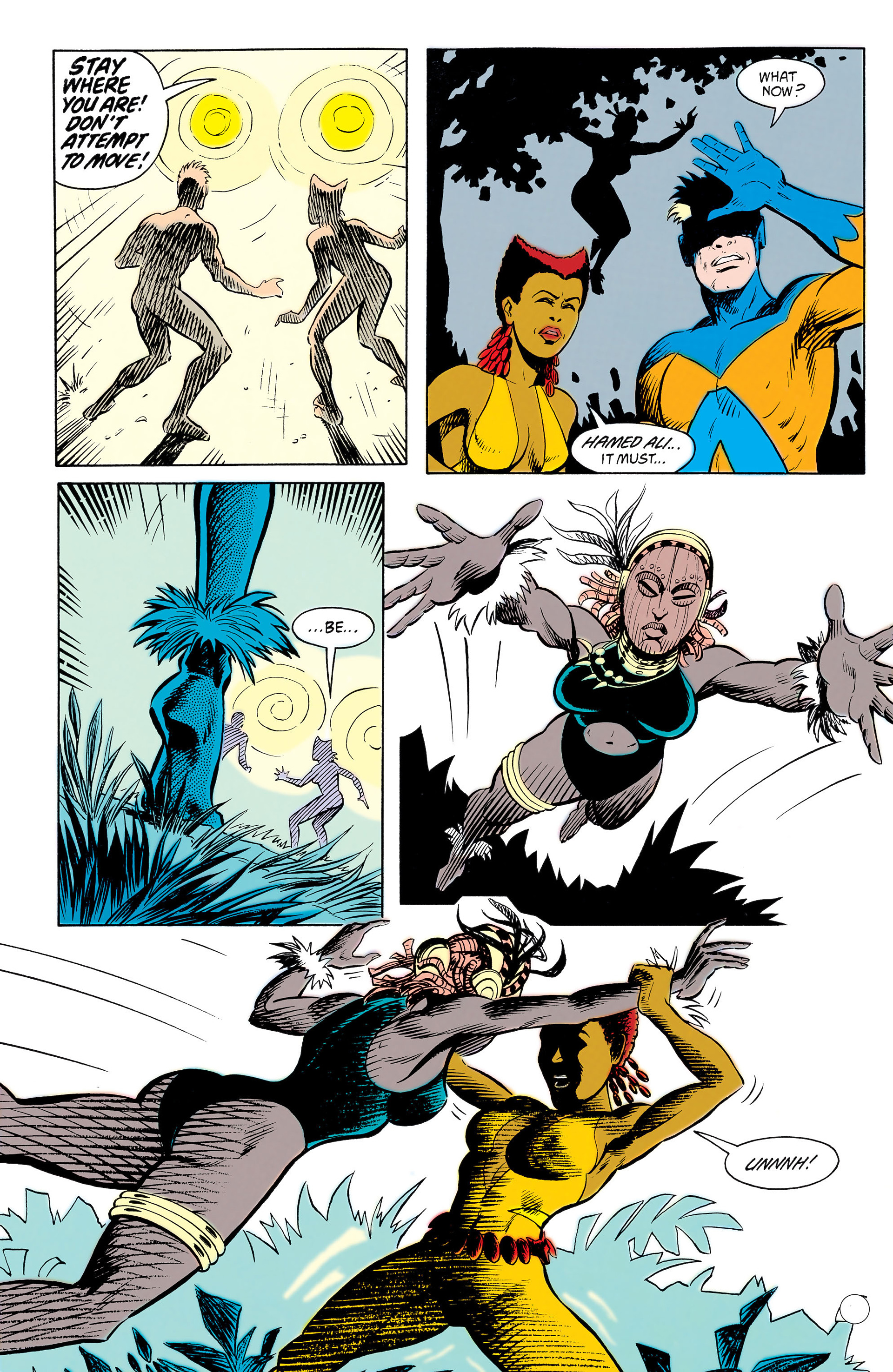 Read online Animal Man (1988) comic -  Issue #11 - 15