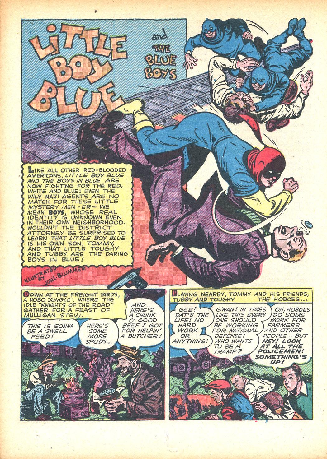 Read online Sensation (Mystery) Comics comic -  Issue #13 - 46