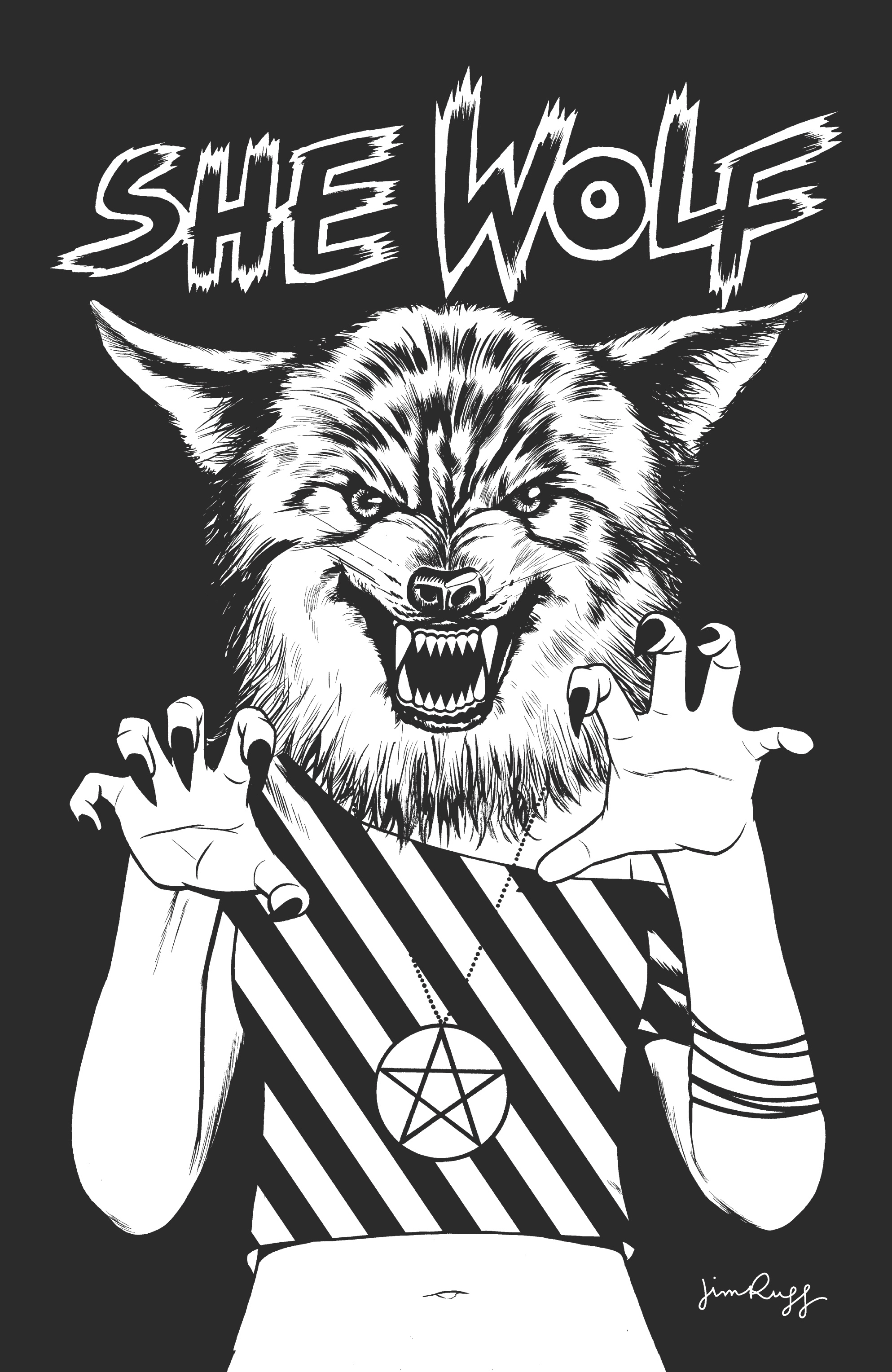 Read online She Wolf comic -  Issue #3 - 29