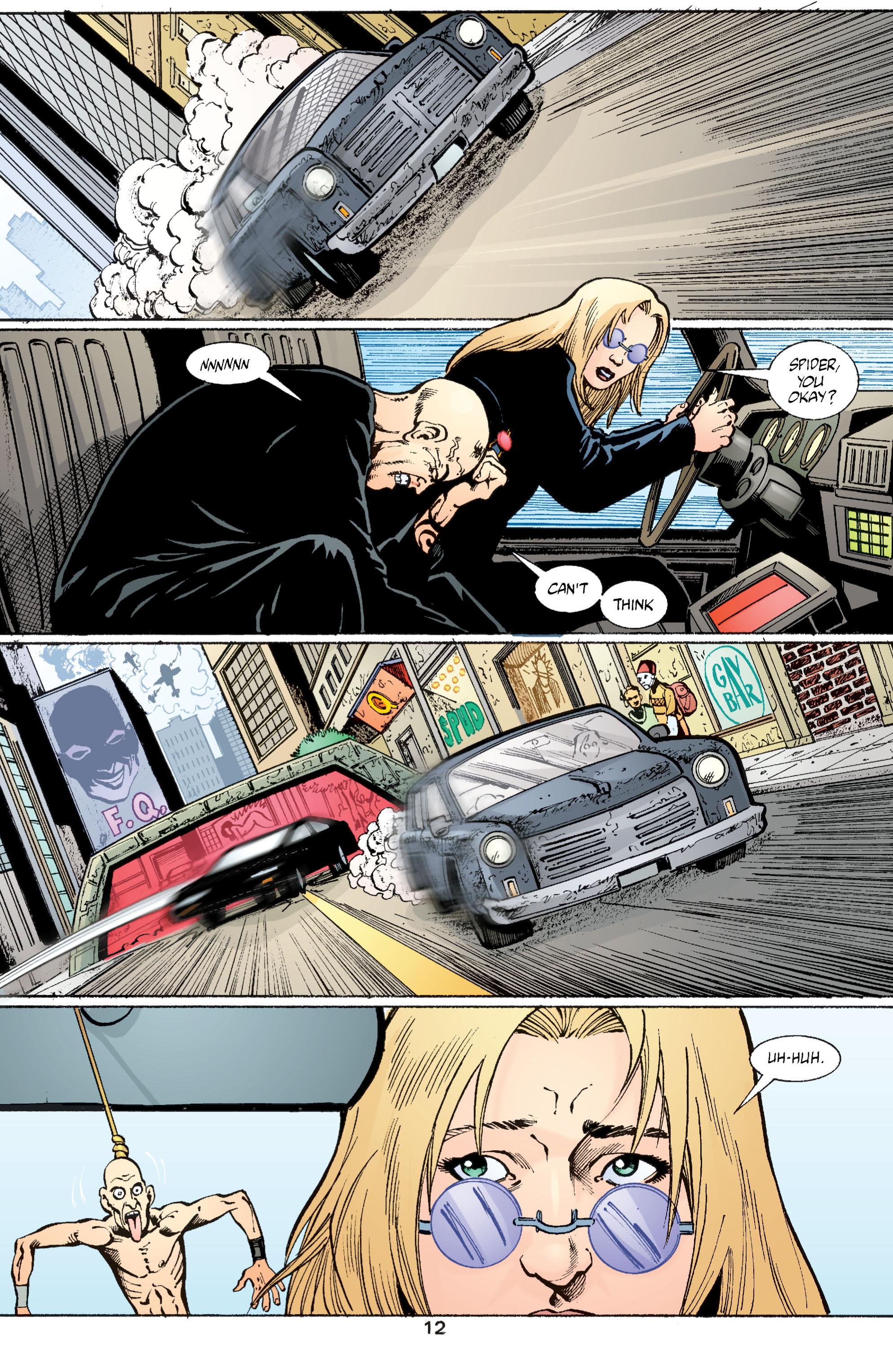 Read online Transmetropolitan comic -  Issue #55 - 13