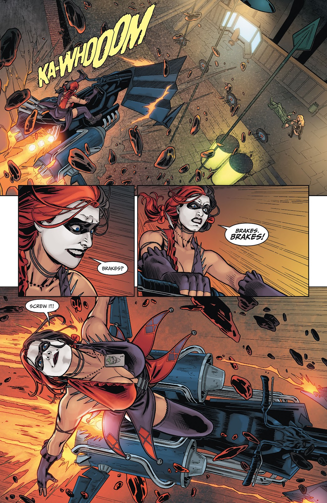 Injustice: Gods Among Us [I] issue _Annual_1 - Page 29