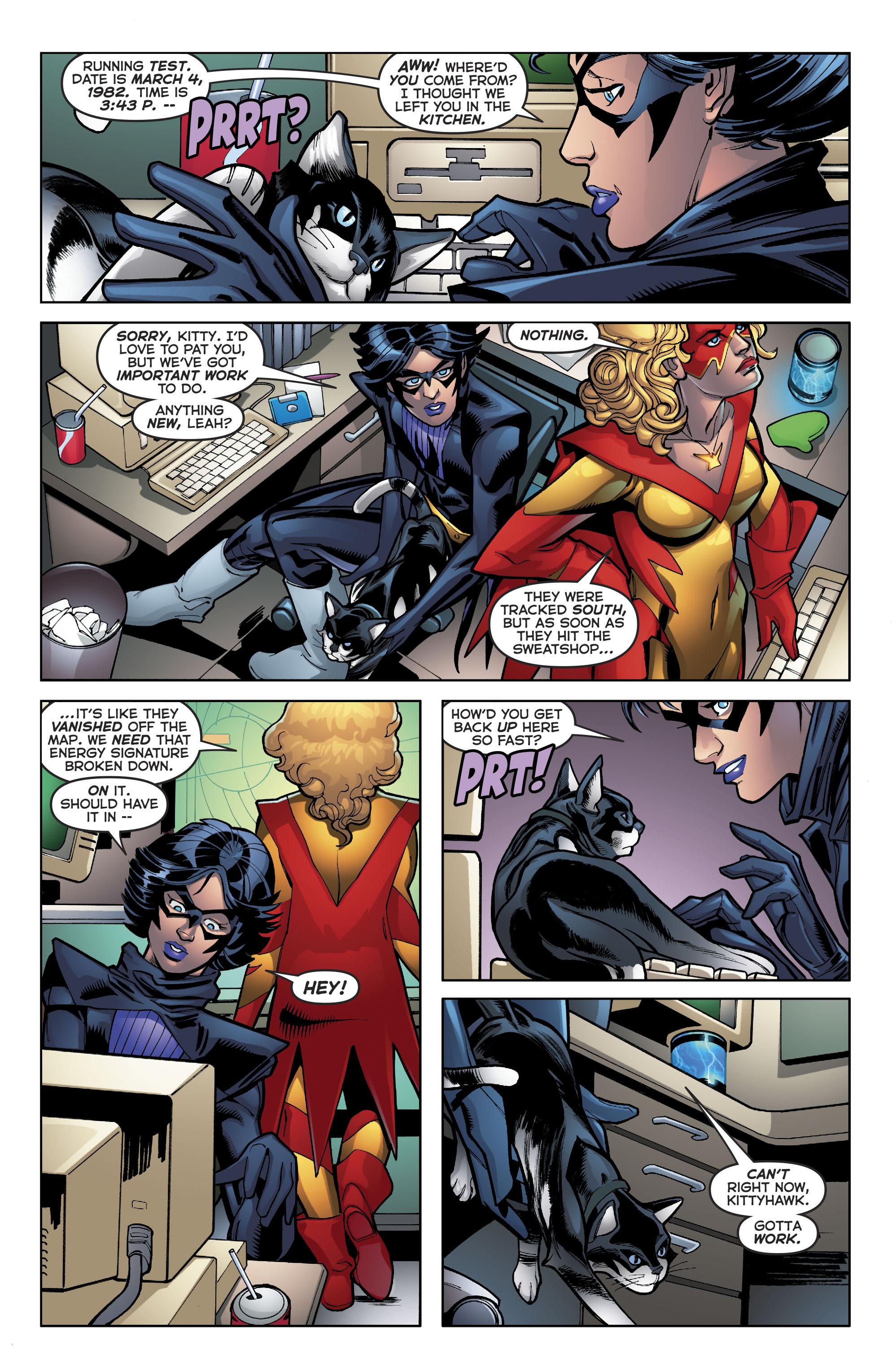 Read online Astro City comic -  Issue #44 - 2