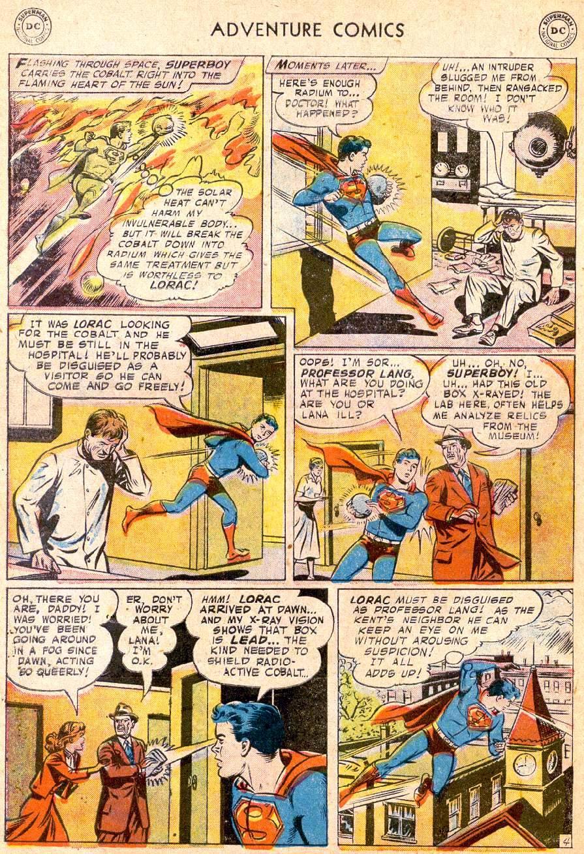 Read online Adventure Comics (1938) comic -  Issue #250 - 6