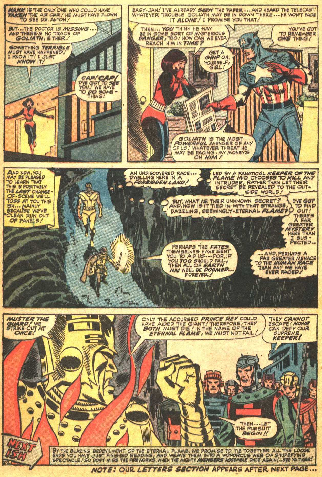 The Avengers (1963) 30 Page 20