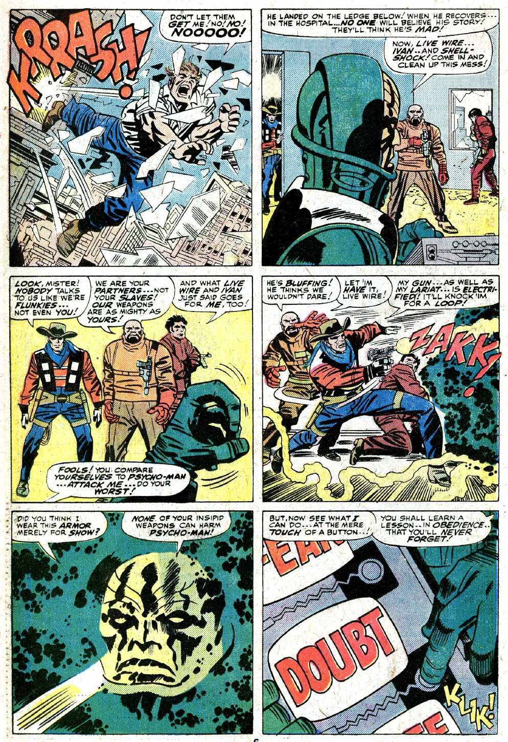 Giant-Size Fantastic Four issue 5 - Page 8